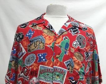 NFL Teams Hawaiian Shirt