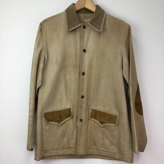 Vintage 1950's Rare Levi's Workwear Jacket