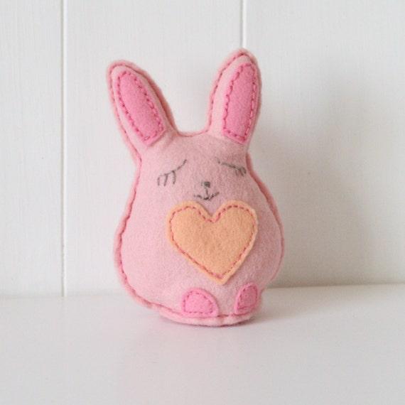 Hase Nähzeug machen Ihre eigenen Bunny-Kit Nähen Ihre eigene | Etsy