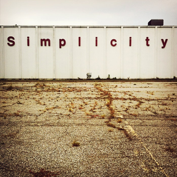 Abandoned Industrial Photograph Simplicity Factory Home