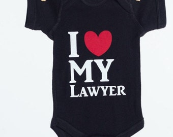 Lawyer Baby Gift, Attorney new baby gift, Dad Lawyer Gift, Mom attorney baby gift, baby shower gift for an attorney, going home outfit for b