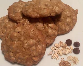 Lactation Cookies • Nursing Cookies