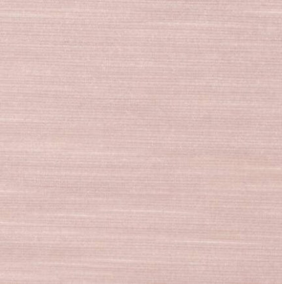Blush Pink Velvet Upholstery Fabric By The Yard Custom Light Etsy