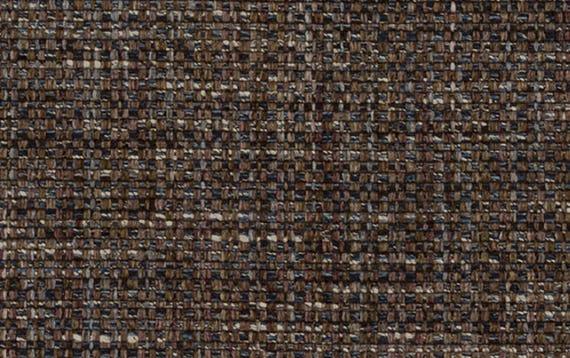 Brown Navy Tweed Upholstery Fabric Dark Chocolate Brown Etsy