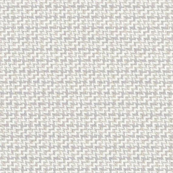 Silver Grey Tweed Upholstery Fabric Taupe Grey White Pillow
