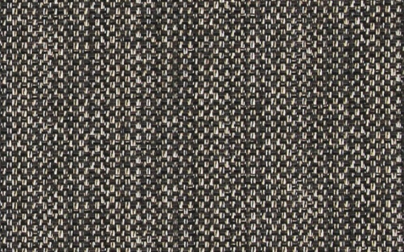 Grey Tweed Upholstery Fabric Black White Textured Fabric For Etsy