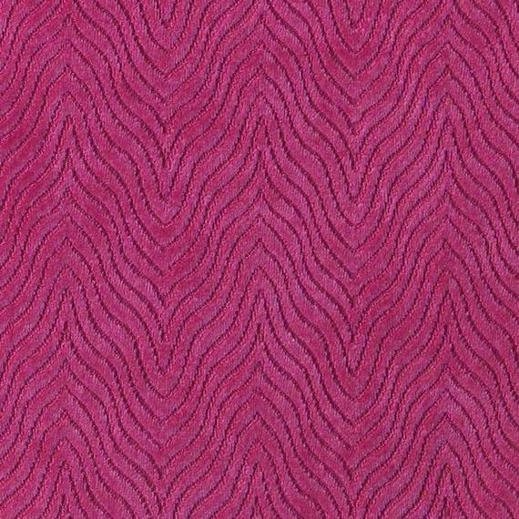 Hot Pink Velvet Upholstery Fabric Textured Dark Pink Velvet Etsy