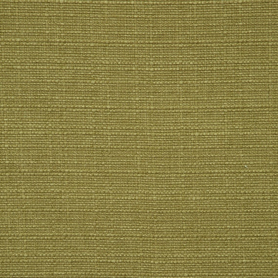 Olive Green Upholstery Fabric For Furniture Textured Woven Etsy