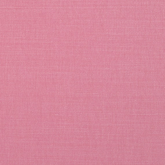 Pink Linen Upholstery Fabric Solid Color Heavyweight Linen Etsy
