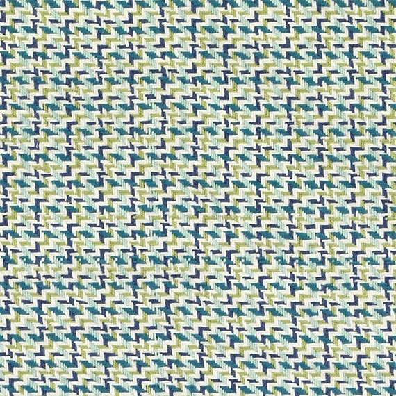 Teal And Navy Blue Upholstery Fabric Dark Teal Plaid Pillow Etsy