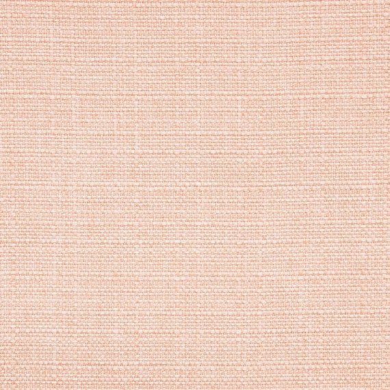 Blush Pink Upholstery Fabric For Furniture Textured Woven Etsy