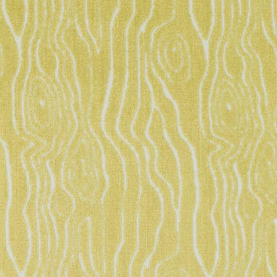 Yellow Velvet Upholstery Fabric For Furniture Textured Etsy