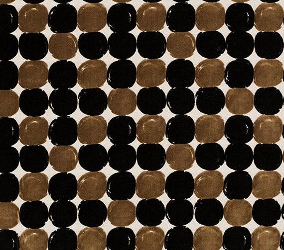 Black Velvet Upholstery Fabric By The Yard Black Bronze Etsy