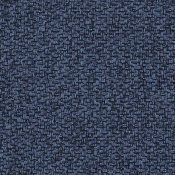 Navy Blue Tweed Upholstery Fabric 6 Colors Available Etsy