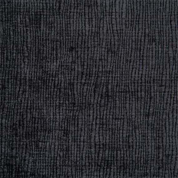 Dark Grey Velvet Upholstery Fabric For Furniture Charcoal Etsy