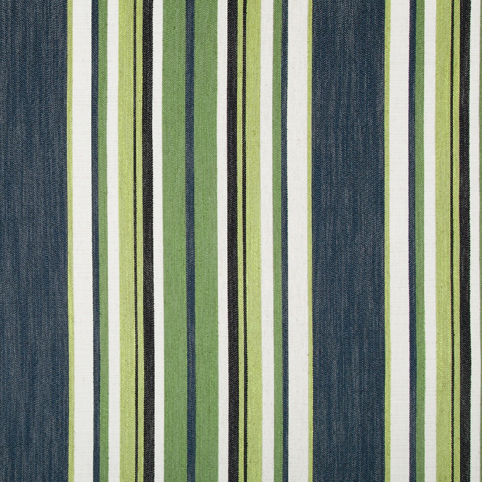 Navy Blue And Lime Green Upholstery Fabric By The Yard Etsy
