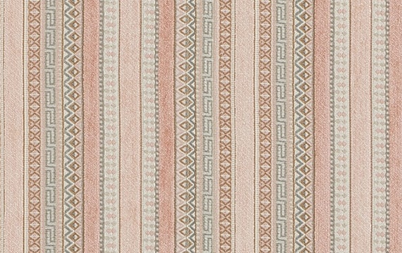Light Pink Velvet Upholstery Fabric For Furniture Pink Grey Etsy