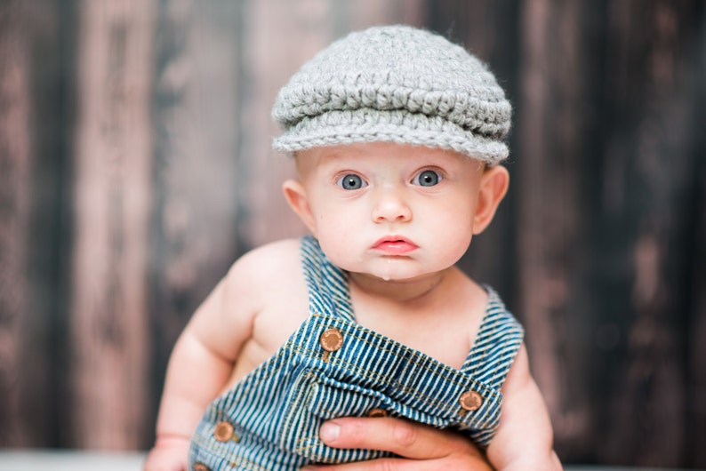 d9b5ec5bb03 Baby Boy Hat 16 Colors Gray Irish Donegal Cap Irish Hat Golf