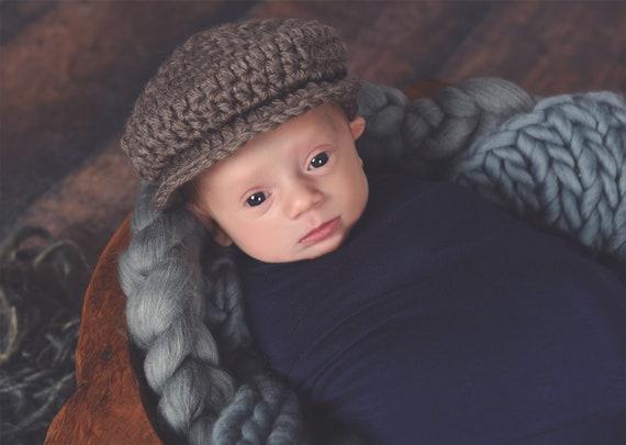 16 Colors Baby Toddler Boy Mens Irish Wool Newsboy Golf Flat  b12d000f8cbd