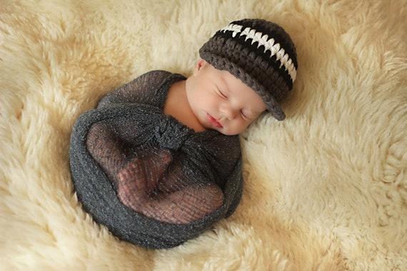 1b7233a4203 Newborn Baby Toddler Boy Men s Hat Visor Brimmed Striped