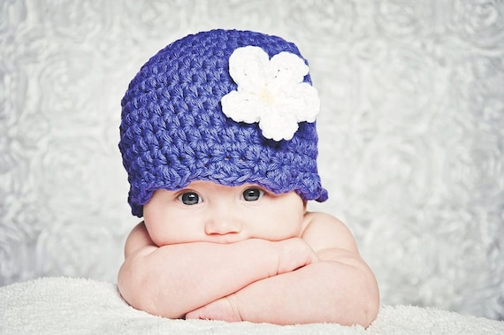 Baby Girl Toddler Girls Womens Ladies Flower Hat Flapper  9240f0788a
