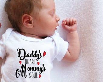 Valentines Day Baby Valentines Day Bodysuit Valentines Day Gift Baby Announcement Baby Gift Baby Shower Gift  sc 1 st  Etsy & Baby valentines day | Etsy