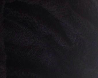 Hemp Fur - Vegan - Black