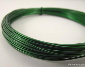 8 gauge aluminum wire etsy green aluminum wire green wire 20 gauge awg 21 ga swg 08 mm wire 45 foot coil greentooth Gallery