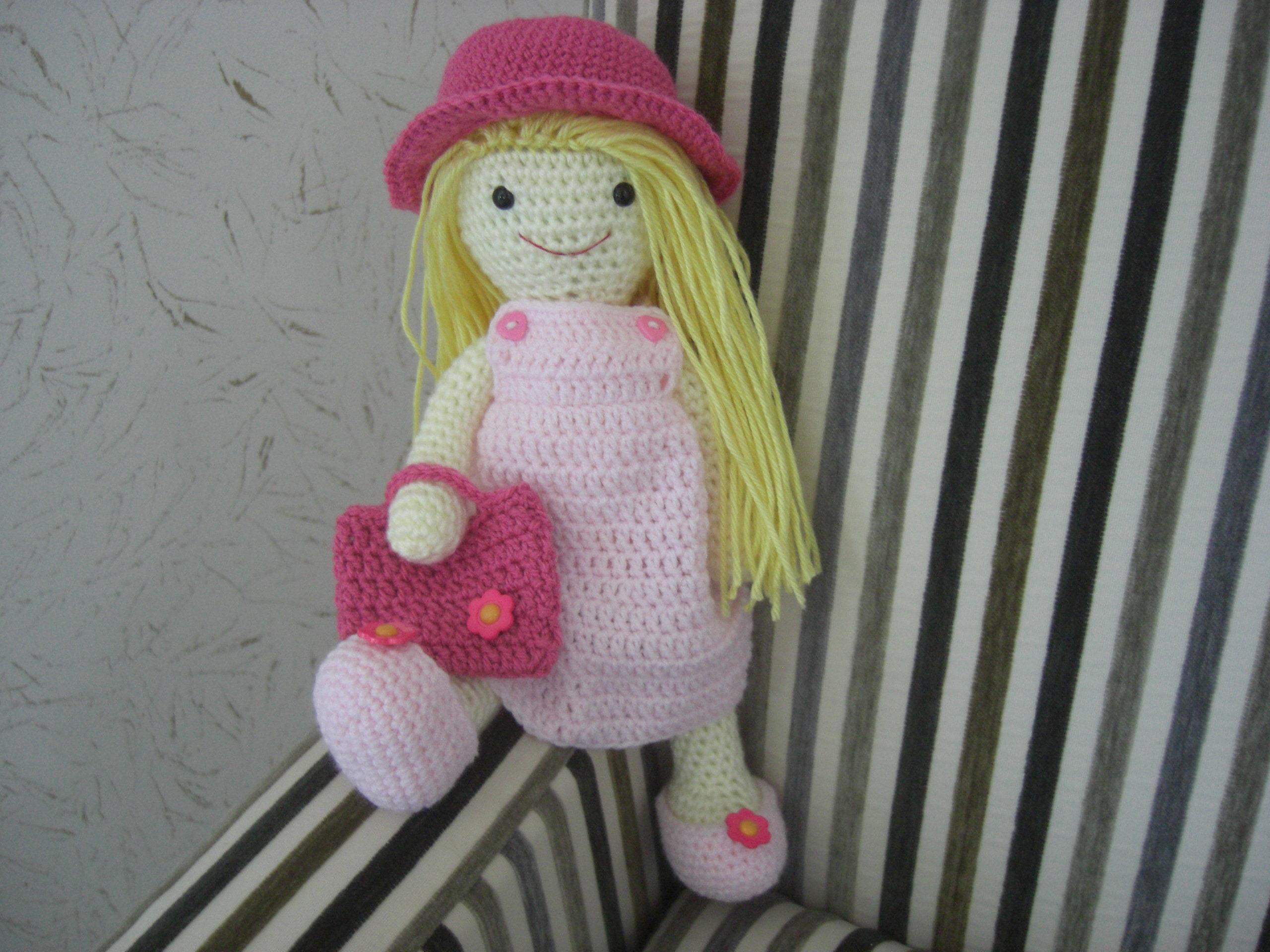 Dress Up Dolls Amigurumi Crochet Patterns: 5 big dolls with ...   1920x2560