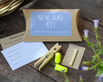 New Dad Kit - New Dad Gift - Gifts For Dad - Gift For Dad - New Dad - Fathers Day - Fathers Day Gift - Dad Gift - Dad - Gift For Him