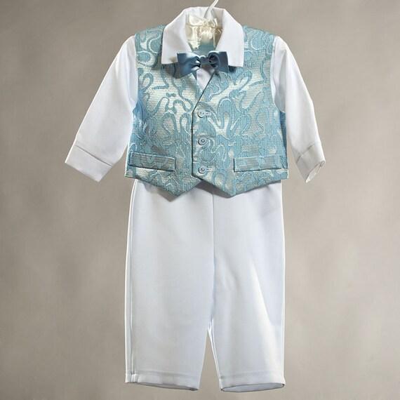 Taufe Taufe junge Outfit ersten Geburtstag junge Anzug Baby | Etsy