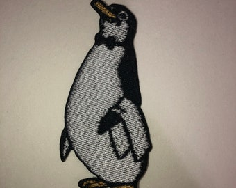 Pebbles the Marry Poppins Penguin Inspired Patch