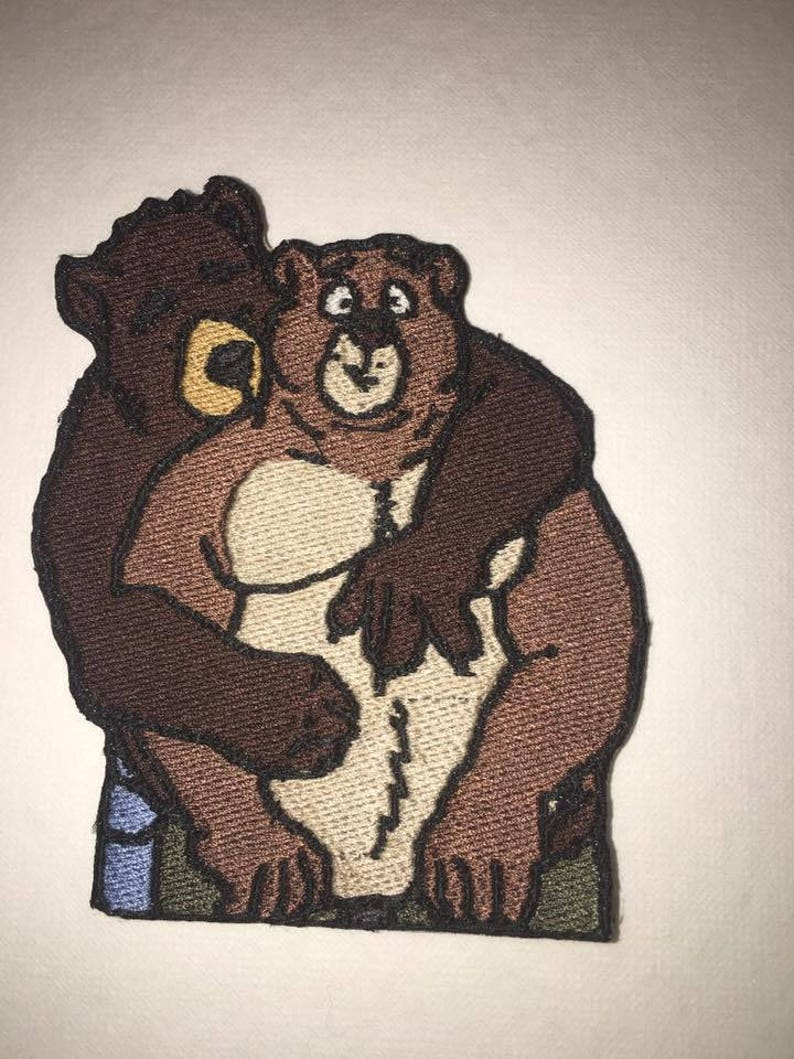 x gay bear