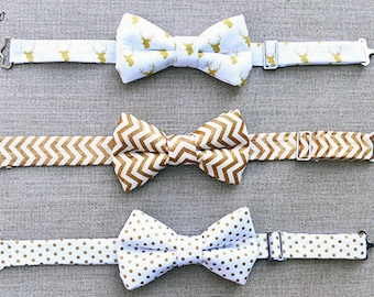 Boys Formal Wear Bow Ties, Elk Head Bow Tie, Toddler Bowtie, Beach Wedding Outfit, Page Boy Outfit, Ring Bearer Outfit, Family Photo