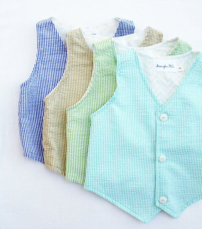 37bc6c2e15c Boys Easter Vest Blue Vest Baby Infant Navy Blue Vest