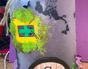 enchanted fairy houses
