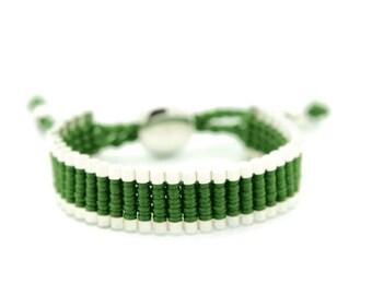 Link Friendship Bracelet - Green (One Direction)
