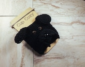 Black Lab Dog Cup Cozy, C...