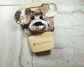 Dog Cup Cozy Crochet Patt...