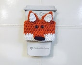 Fox Cup Cozy Crochet Patt...