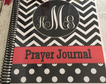 Mustard Seed Journals: Personalized Prayer Journal