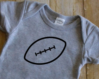 Heat Transfer (Tshirt) Vinyl shape - Football