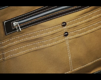 interior pockets - ADD ON for bags