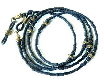 Glasses chain beaded eyeglass lanyard sunglasses holder eyewear retainer necklace