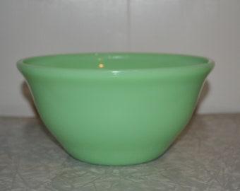McKee Bell Jadeite Bowl ~ Jadeite Bowl ~ Green Mixing Bowl
