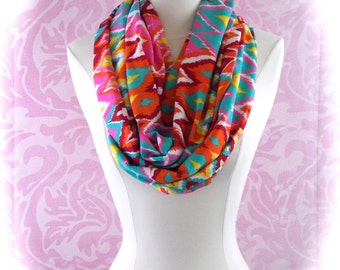 Colorful irate scarf/summer scarf/spring scarf