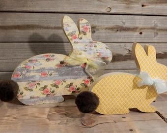 Easter Bunnies..set of 2
