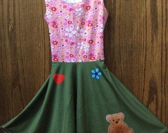 Kaylee Skater Dress (Serenity Firefly)