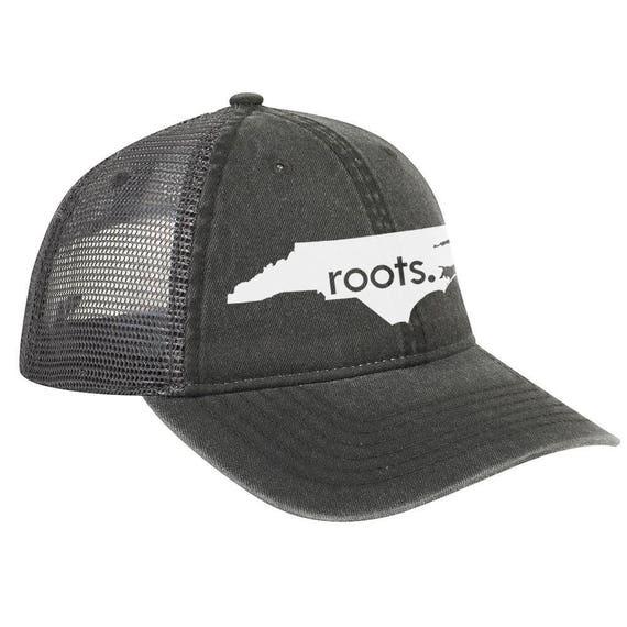0cf7164216de0 ... france north carolina roots home state trucker hat etsy b36e0 0a462