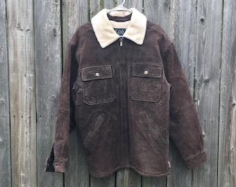 Lee leather jacket   Etsy